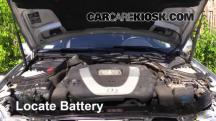 2007 Mercedes-Benz C280 4Matic 3.0L V6 Battery