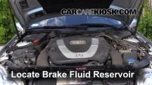 2007 Mercedes-Benz C280 4Matic 3.0L V6 Brake Fluid