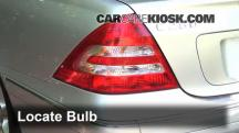 2007 Mercedes-Benz C280 4Matic 3.0L V6 Lights