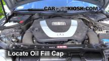 2007 Mercedes-Benz C280 4Matic 3.0L V6 Aceite