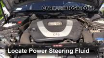 2007 Mercedes-Benz C280 4Matic 3.0L V6 Power Steering Fluid