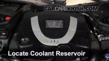 2007 Mercedes-Benz CLK550 5.5L V8 Convertible (2 Door) Coolant (Antifreeze)