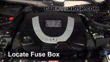 2007 Mercedes-Benz CLK550 5.5L V8 Convertible (2 Door) Fusible (motor)