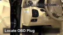 2007 Mercedes-Benz CLK550 5.5L V8 Convertible (2 Door) Compruebe la luz del motor