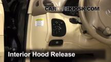 2007 Mercedes-Benz CLK550 5.5L V8 Convertible (2 Door) Belts