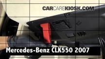 2007 Mercedes-Benz CLK550 5.5L V8 Convertible (2 Door) Review