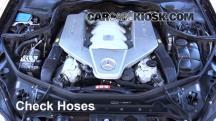 2007 Mercedes-Benz CLS63 AMG 6.3L V8 Hoses