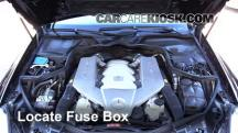 2007 Mercedes-Benz CLS63 AMG 6.3L V8 Fuse (Engine)