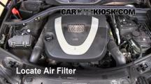 2007 Mercedes-Benz ML350 3.5L V6 Air Filter (Engine)