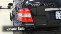 2007 Mercedes-Benz ML350 3.5L V6 Lights