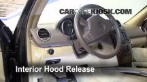 2007 Mercedes-Benz ML350 3.5L V6 Hood
