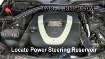 2007 Mercedes-Benz ML350 3.5L V6 Power Steering Fluid