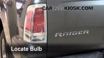 2007 Mitsubishi Raider LS 3.7L V6 Extended Cab Pickup Lights