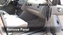 2007 Nissan Altima S 2.5L 4 Cyl. Filtro de aire (interior)