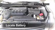 2007 Nissan Altima S 2.5L 4 Cyl. Battery