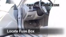 2007 Nissan Altima S 2.5L 4 Cyl. Fuse (Interior)