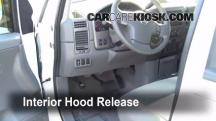 2007 Nissan Titan SE 5.6L V8 Crew Cab Pickup Belts