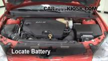 2007 Pontiac G6 3.5L V6 Battery