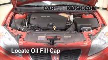 2007 Pontiac G6 3.5L V6 Aceite