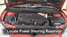 2007 Pontiac G6 3.5L V6 Power Steering Fluid