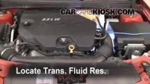 2007 Pontiac G6 3.5L V6 Líquido de transmisión