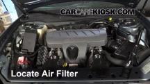 2007 Pontiac Grand Prix 3.8L V6 Air Filter (Engine)