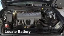 2007 Pontiac Grand Prix 3.8L V6 Battery