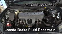 2007 Pontiac Grand Prix 3.8L V6 Brake Fluid