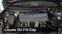 2007 Pontiac Grand Prix 3.8L V6 Oil
