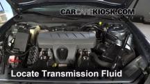 2007 Pontiac Grand Prix 3.8L V6 Transmission Fluid