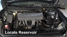 2007 Pontiac Grand Prix 3.8L V6 Windshield Washer Fluid