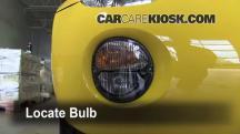2007 Pontiac Solstice 2.4L 4 Cyl. Lights