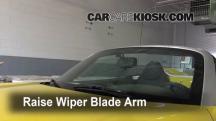 2007 Pontiac Solstice 2.4L 4 Cyl. Windshield Wiper Blade (Front)