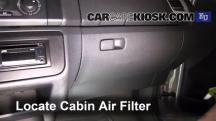 2007 Skoda Roomster HTP 1.2L 3 Cyl. Air Filter (Cabin)
