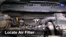 2007 Skoda Roomster HTP 1.2L 3 Cyl. Air Filter (Engine)