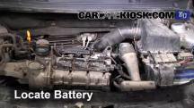 2007 Skoda Roomster HTP 1.2L 3 Cyl. Battery