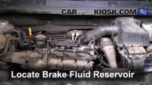 2007 Skoda Roomster HTP 1.2L 3 Cyl. Brake Fluid