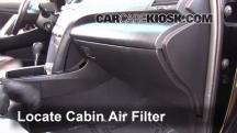 2007 Toyota Camry LE 3.5L V6 Air Filter (Cabin)