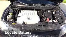 2007 Toyota Camry LE 3.5L V6 Battery