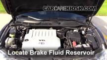 2007 Toyota Camry LE 3.5L V6 Brake Fluid