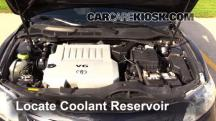 2007 Toyota Camry LE 3.5L V6 Fluid Leaks