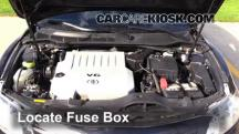 2007 Toyota Camry LE 3.5L V6 Fusible (motor)