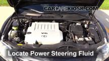 2007 Toyota Camry LE 3.5L V6 Power Steering Fluid