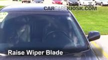 2007 Toyota Camry LE 3.5L V6 Windshield Wiper Blade (Front)