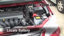 2007 Toyota Corolla CE 1.8L 4 Cyl. Battery