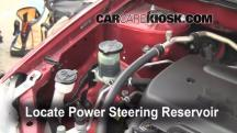 2007 Toyota Corolla CE 1.8L 4 Cyl. Power Steering Fluid