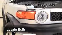 2007 Toyota FJ Cruiser 4.0L V6 Lights