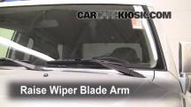 2007 Toyota FJ Cruiser 4.0L V6 Windshield Wiper Blade (Front)