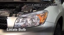 2007 Toyota RAV4 2.4L 4 Cyl. Lights