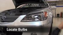 2008 Acura RL 3.5L V6 Lights